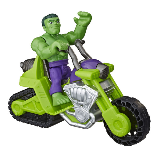 Marvel Super Hero Adventures - Hulk
