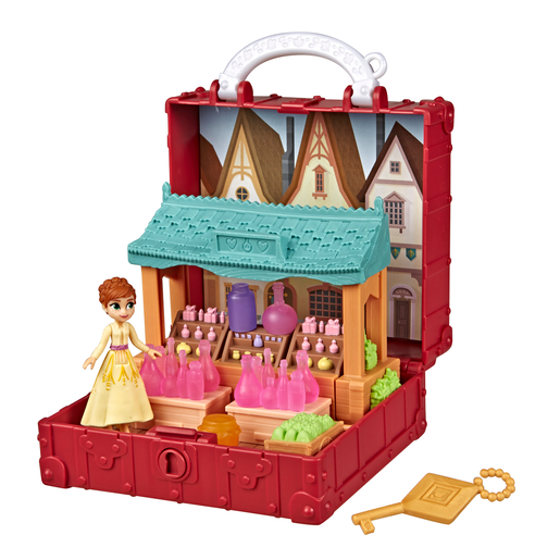 Disney Frozen 2 Pop Adventures Pop-Up Playset - Anna