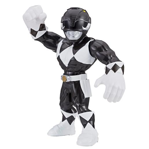 Playskool Power Rangers Mega Mighties   Black Ranger