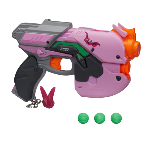 Overwatch Nerf Rival Blaster