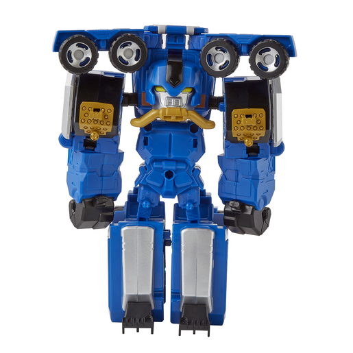 Power Rangers Beast Morphers Double-Mode Zord - Beast Wheeler Converting Zord