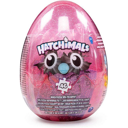 Hatchimals Series 3 Egg Puzzle (Styles Vary)