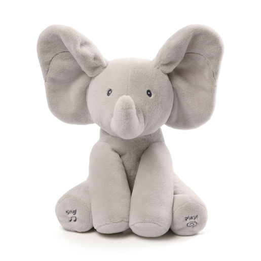 Baby Gund Plush Toy 34cm - Flappy The Elephant