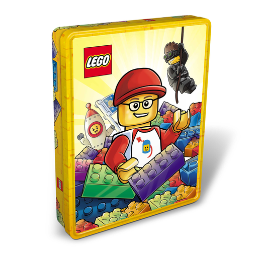LEGO Icon Tin of Books