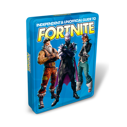 Unofficial Fortnite Tin of Books