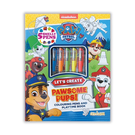 Paw Patrol Pawsome Pups - Let's Create