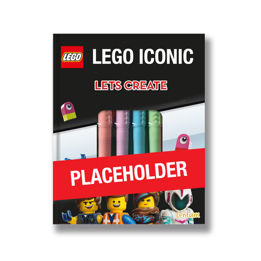 Lego Iconic - Let's Create