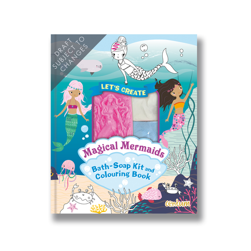 Let's Create - Magical Mermaids