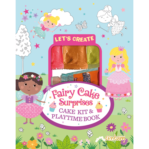 Let's Create - Fairy Cake Surprise