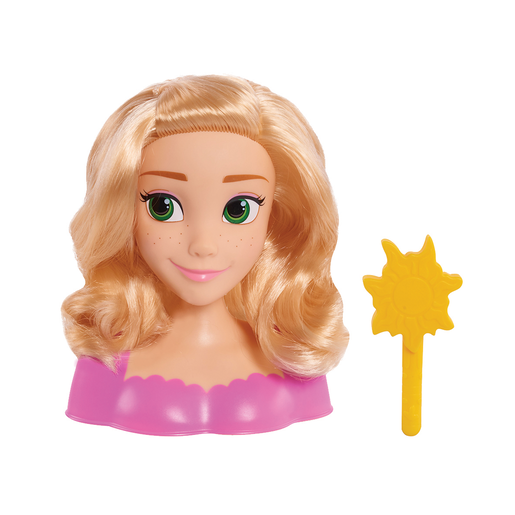 Disney Princess Rapunzel Mini Stying Head