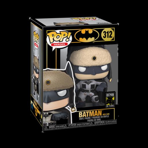 Funko Pop! Heroes: Batman 80th Anniversary - Batman Red Son (2003)