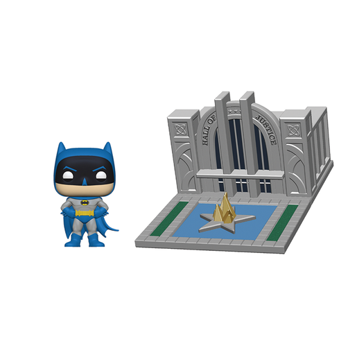 Funko Pop! Hero: Batman Hall of Justice