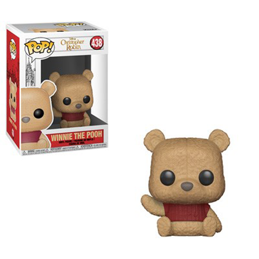 Funko Pop! Disney: Christopher Robin Movie - Pooh