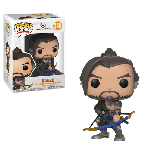 Funko Pop! Games: Overwatch Series 4 - Hanzo