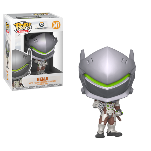 Funko Pop! Games: Overwatch Series 4 - Genji