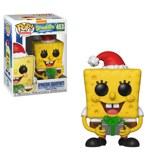 Funko Pop! Animation: SpongeBob Series 2 - SpongeBob SquarePants Christmas