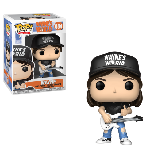 Funko Pop! Movies: Wayne's World - Wayne
