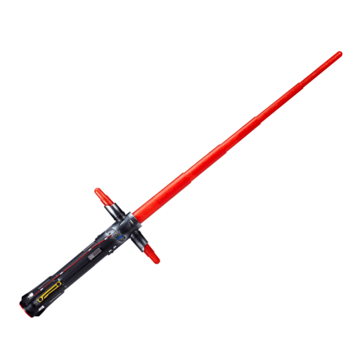 Star Wars Spring-Action Lightsaber - Kylo Ren