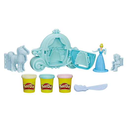 Play-Doh Disney Princess Royal Carriage Playset