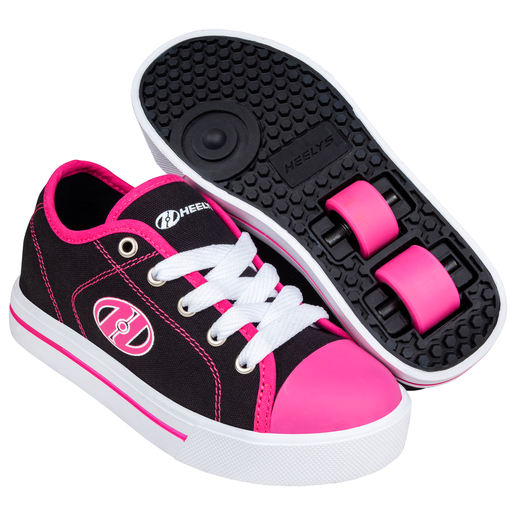 Heelys Classic Pink Skate Shoes - Size 4
