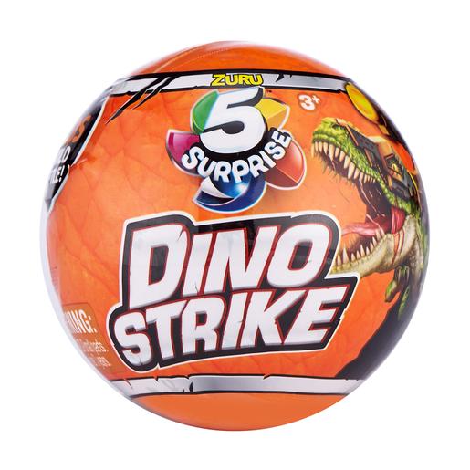 Five Surprise Dino Strike (Styles Vary)