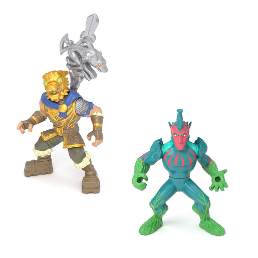 Fortnite Battle Royale 5cm Collection: Duo Pack Figures - Battle Hound and Fly Trap