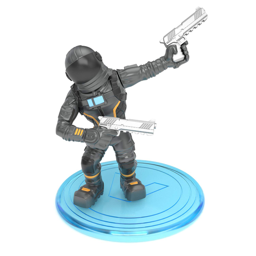 Fortnite Battle Royale 5cm Collection: Duo Pack Figures - Mission Specialist and Dark Voyager
