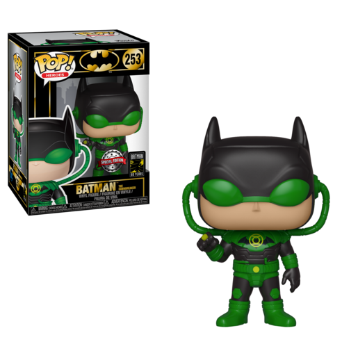 Funko Pop! Heroes: Batman The Dawnbreaker
