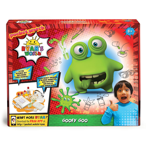 Ryan's World Goofy Goo