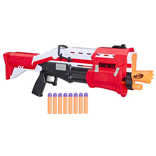 Fortnite Nerf TS Blaster Pump Action