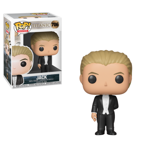 Funko Pop! Movies: Titanic - Jack