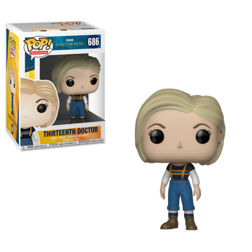 Funko Pop! Television: Dr Who - Thirteenth Doctor