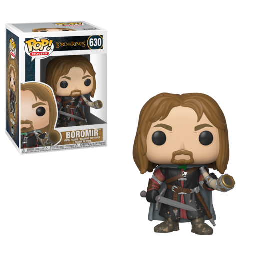 Funko Pop! Movies: Lord Of The Rings - Boromir