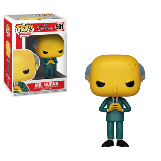 Funko Pop! Television: Simpsons - Mr Burns