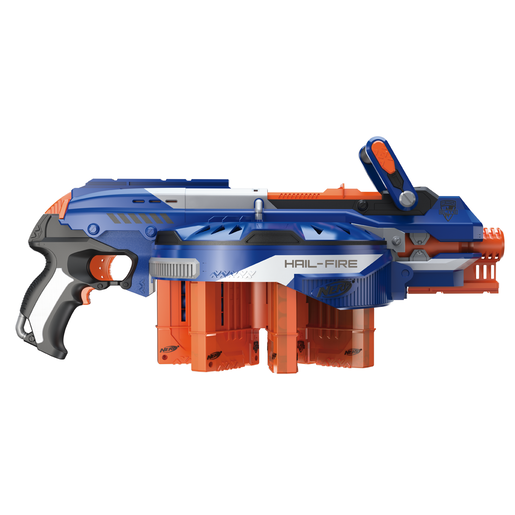 Nerf Elite Hail-Fire
