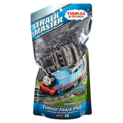 Thomas and Friends Trackmaster - Curved Track Pack