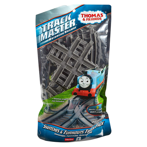 Thomas and Friends Trackmaster - Switches and Turnouts