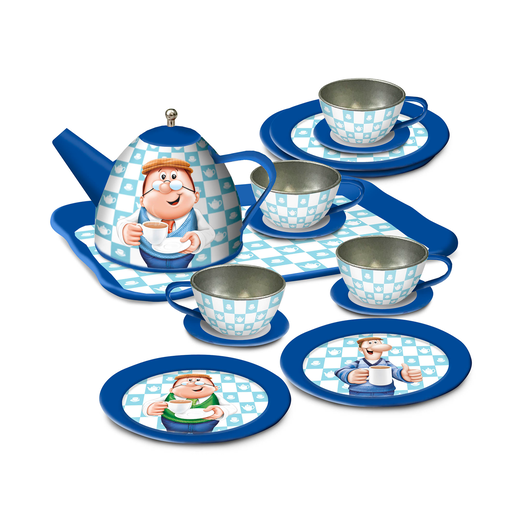 Tetley Tea Part Playset