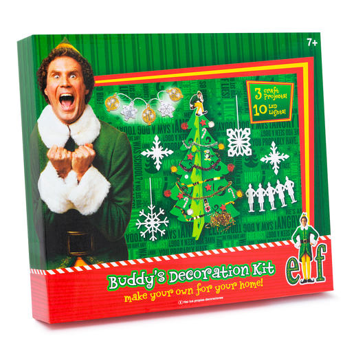 Elf Buddy's Decoration Kit