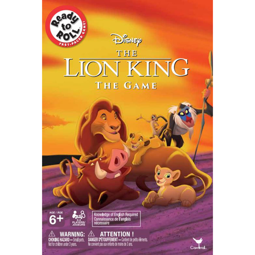 Take and Play The Lion King Game