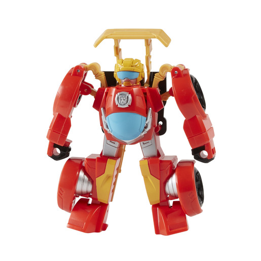 Transformers Rescue Bots Academy Figure - Hot Shot