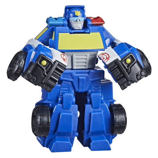 Transformers Rescue Bots Academy Figure - Chase
