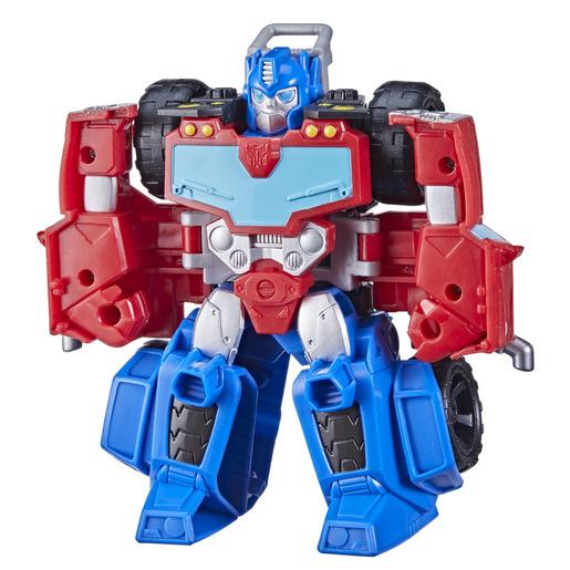 Playskool Heroes: Transformers Rescue Bots Academy - Optimus Prime Figure