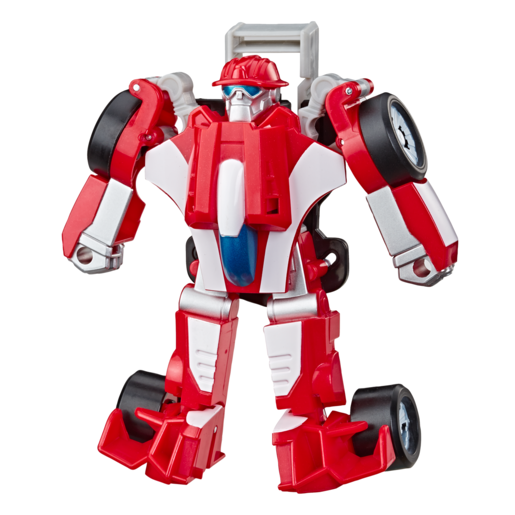 Transformers Rescue Bots Academy Figure - Heatwave The Fire-Bot