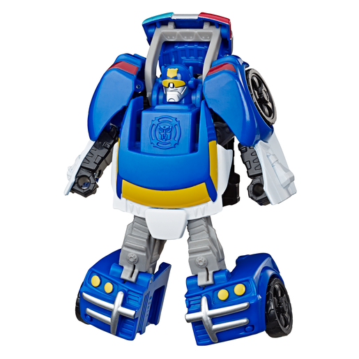 Transformers Rescue Bots Academy Figure - Chase The Police-Bot