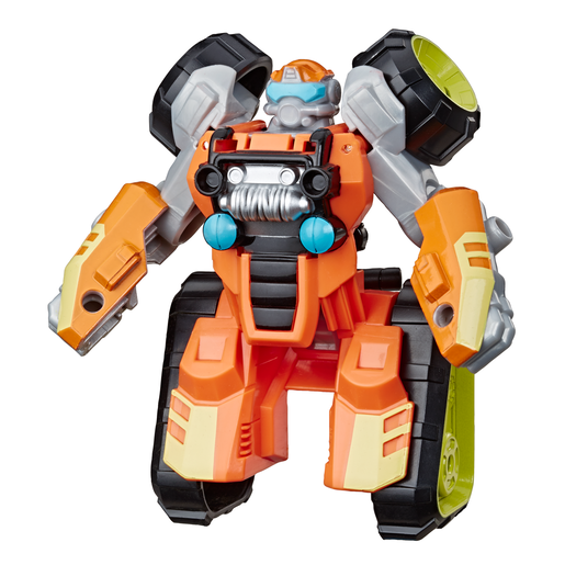 Transformers Rescue Bots Academy Figure - Brushfire