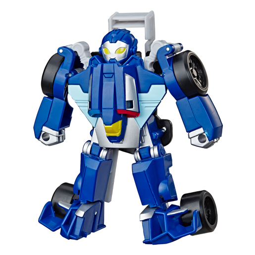 Transformers Rescue Bots Academy Figure - Whirl The Flight-Bot