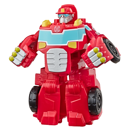 Transformers Rescue Bots Academy Figure - Heatwave The Fire-Bot Fire Engine