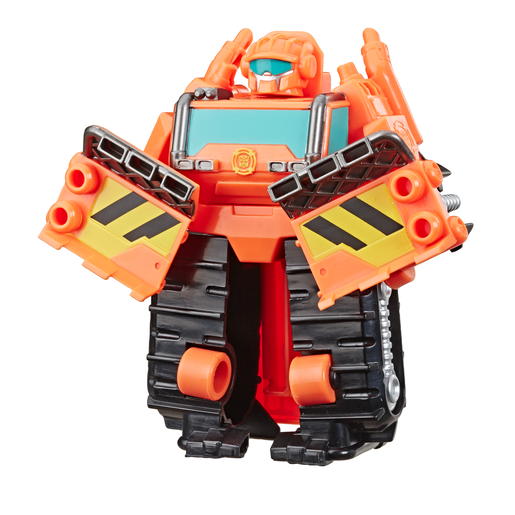 Transformers Rescue Bots Academy Figure - Wedge The Construction-Bot