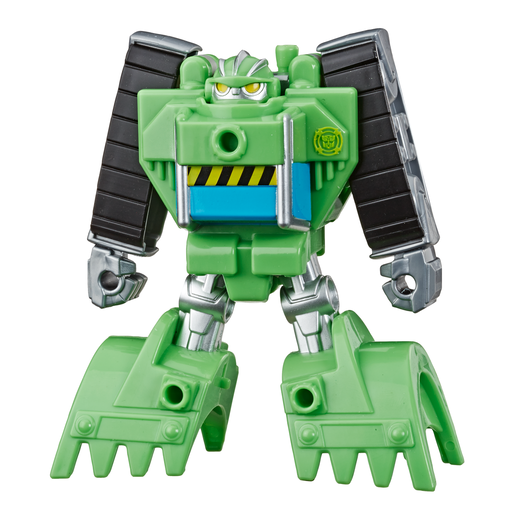 Transformers Rescue Bots Academy Figure - Boulder The Construction-Bot